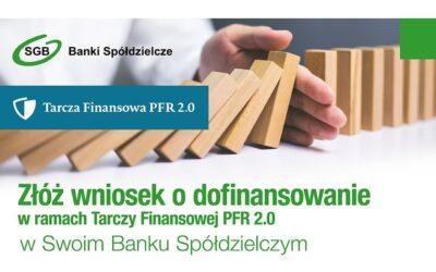 Wnioski o subwencję w ramach Tarczy Finansowej 2